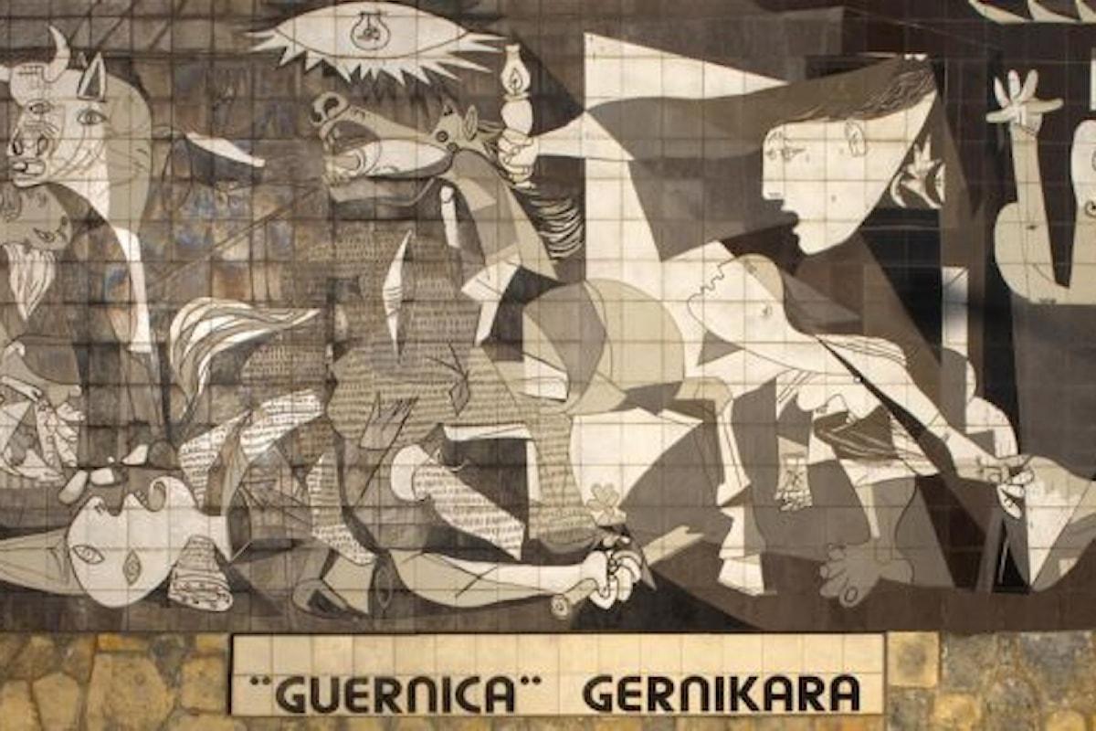 """Arte dal Mondo: """"Guernica"""" di Pablo Picasso. Perché l'Opera è stata realizzata così?"""