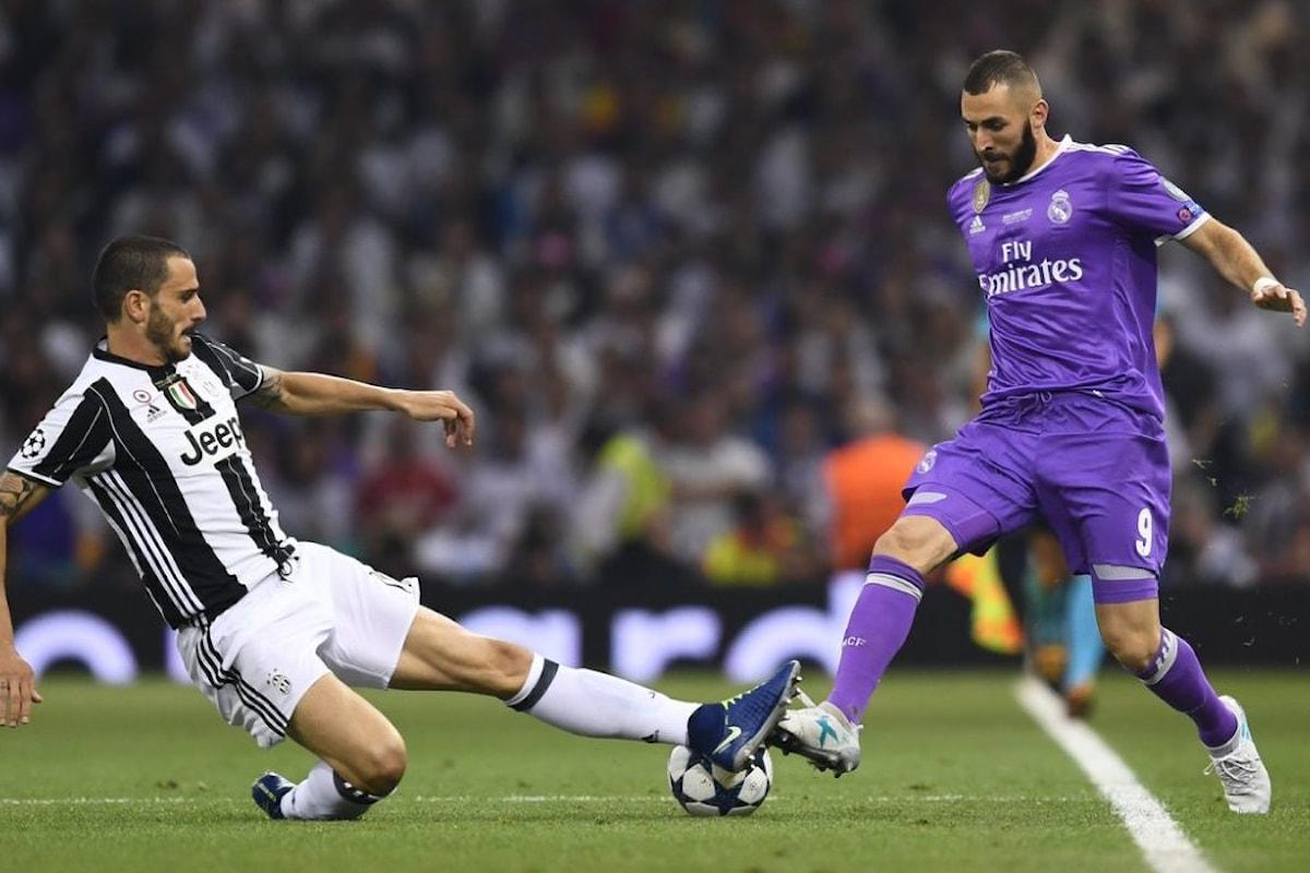 Juventus, schiaffi e battibecchi. Ecco cosa è successo durante la finale di Cardiff