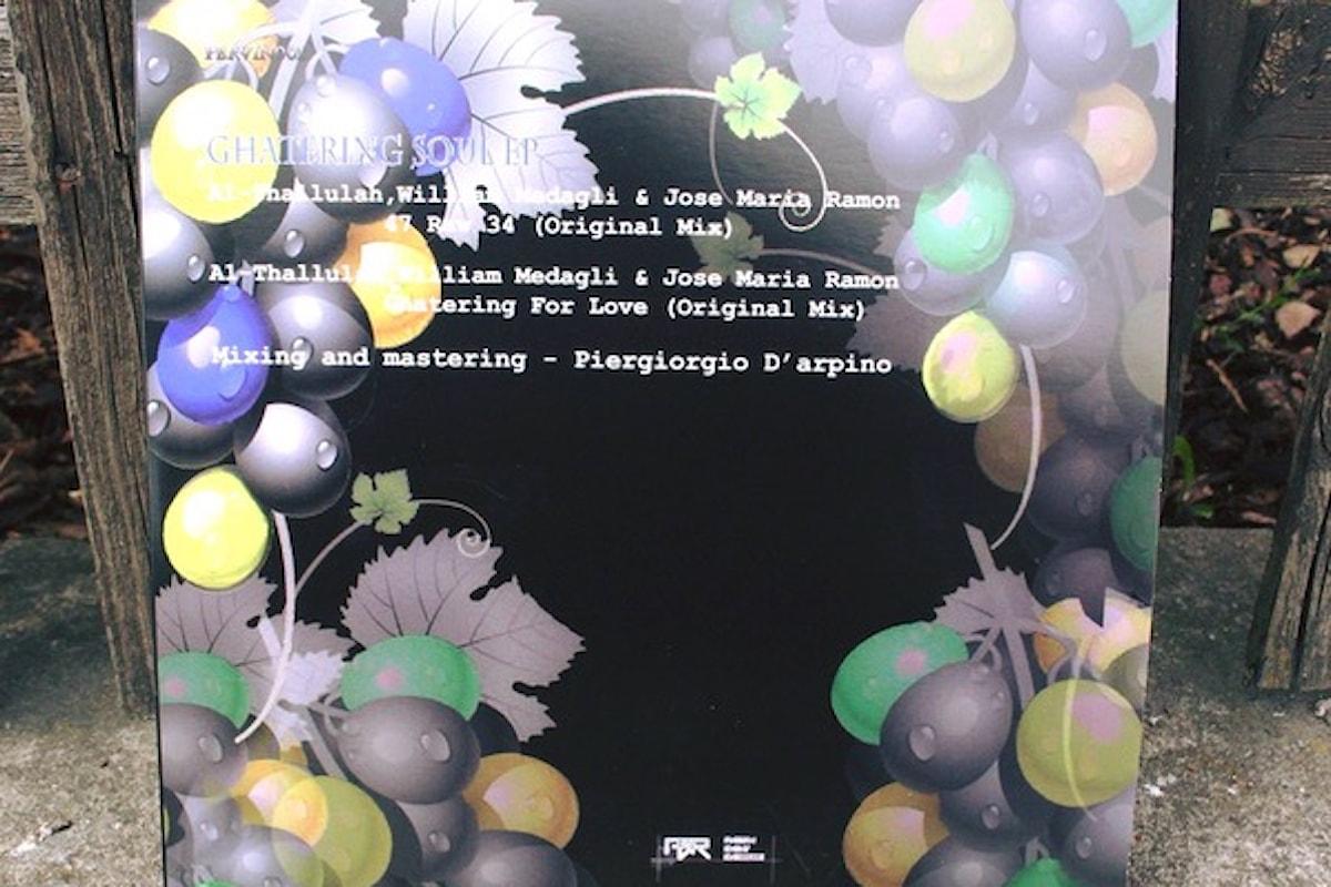 Petra Beat Records: esce Ghatering Soul EP, su vinile