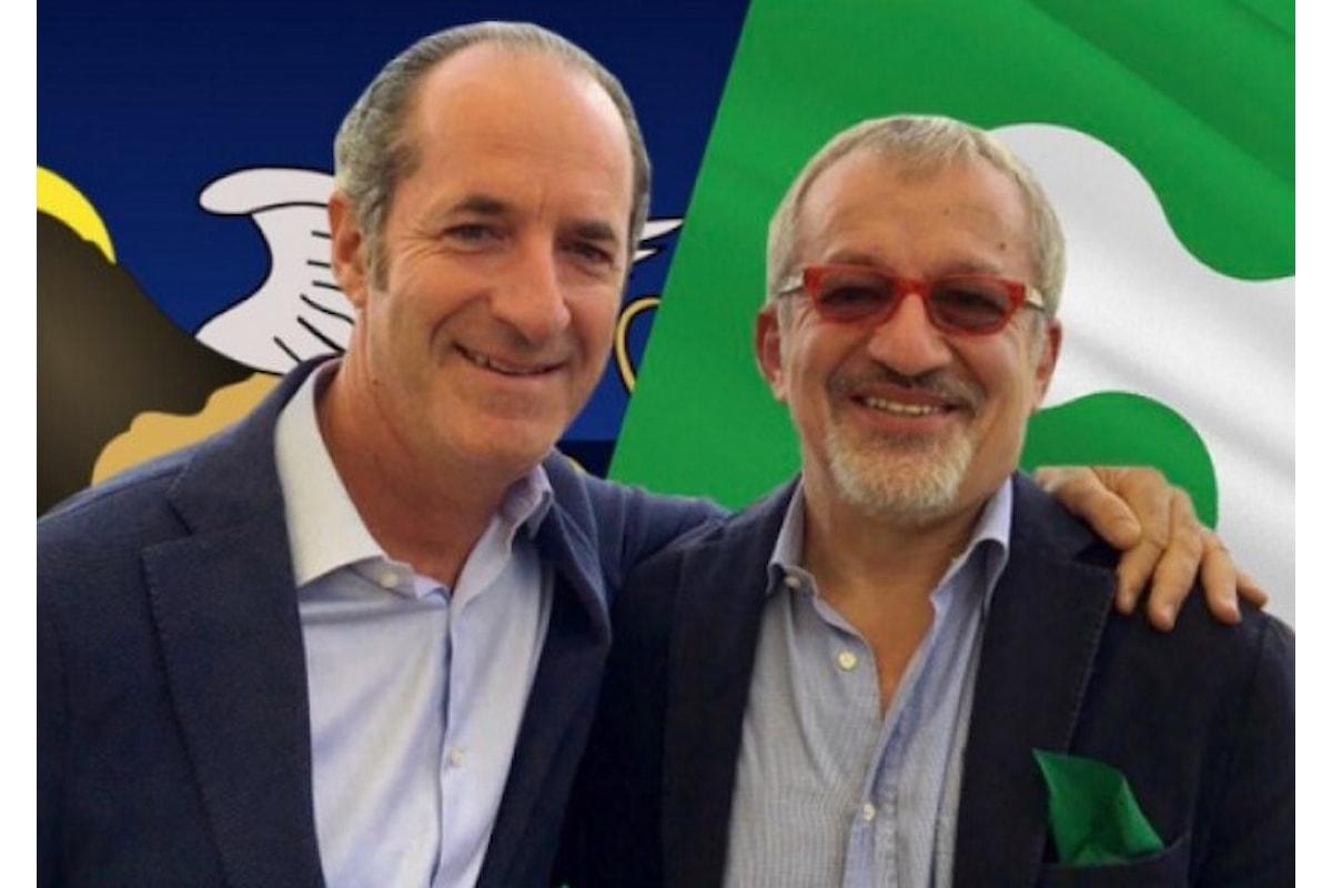 Domenica 22 ottobre Lombardia e Veneto votano per chiedere maggiore autonomia