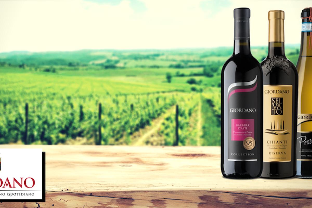 Piemonte, Toscana e Veneto presentano i loro vini più speciali: Barbera d'Asti, Chianti e Prosecco