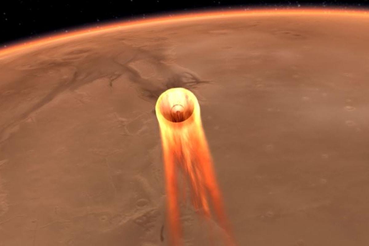 Il 26 novembre la sonda InSight inviata dalla Nasa atterrerà su Marte