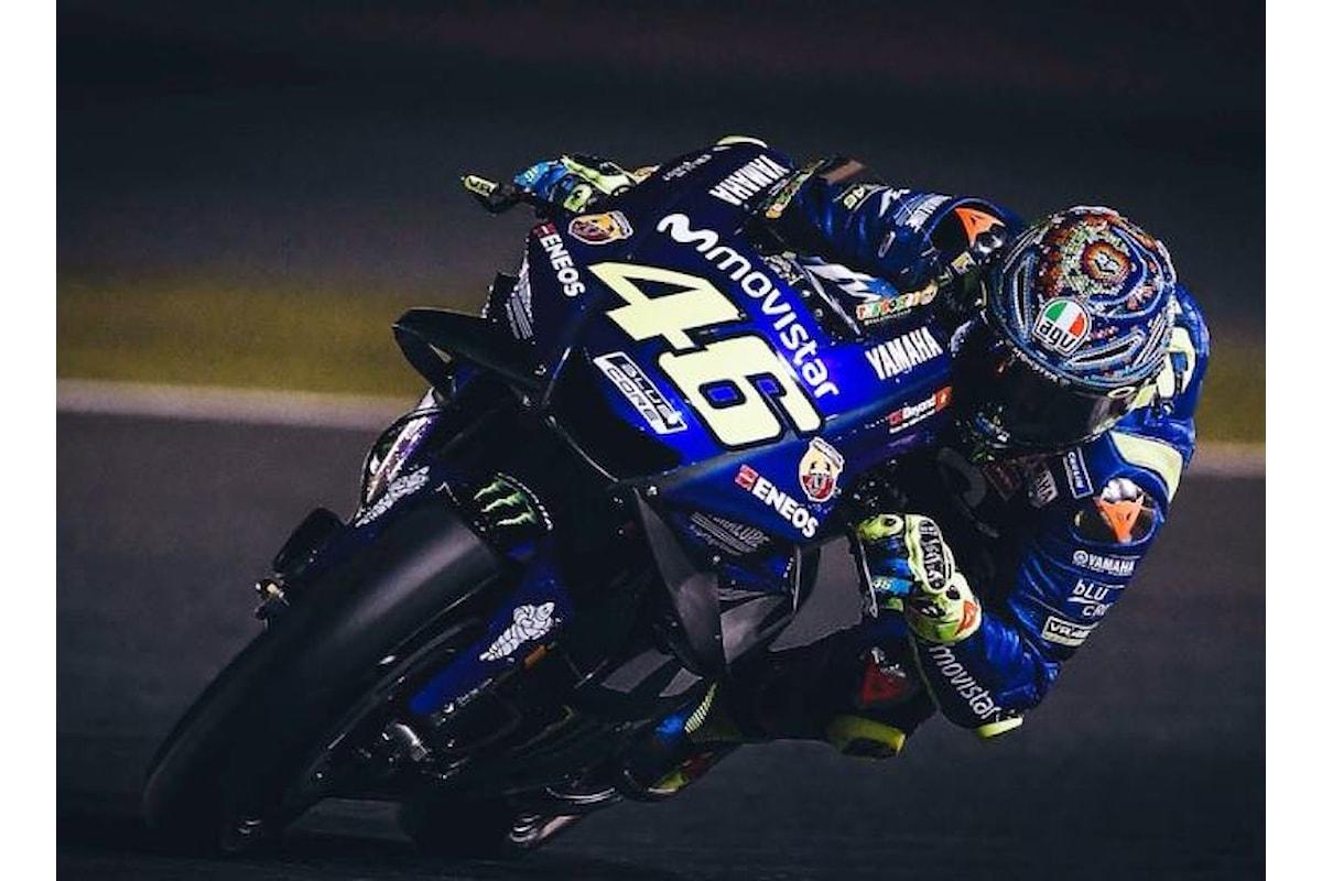 Valentino Rossi rinnova: correrà con Yamaha per altre due stagioni dopo aver compiuto 41 anni