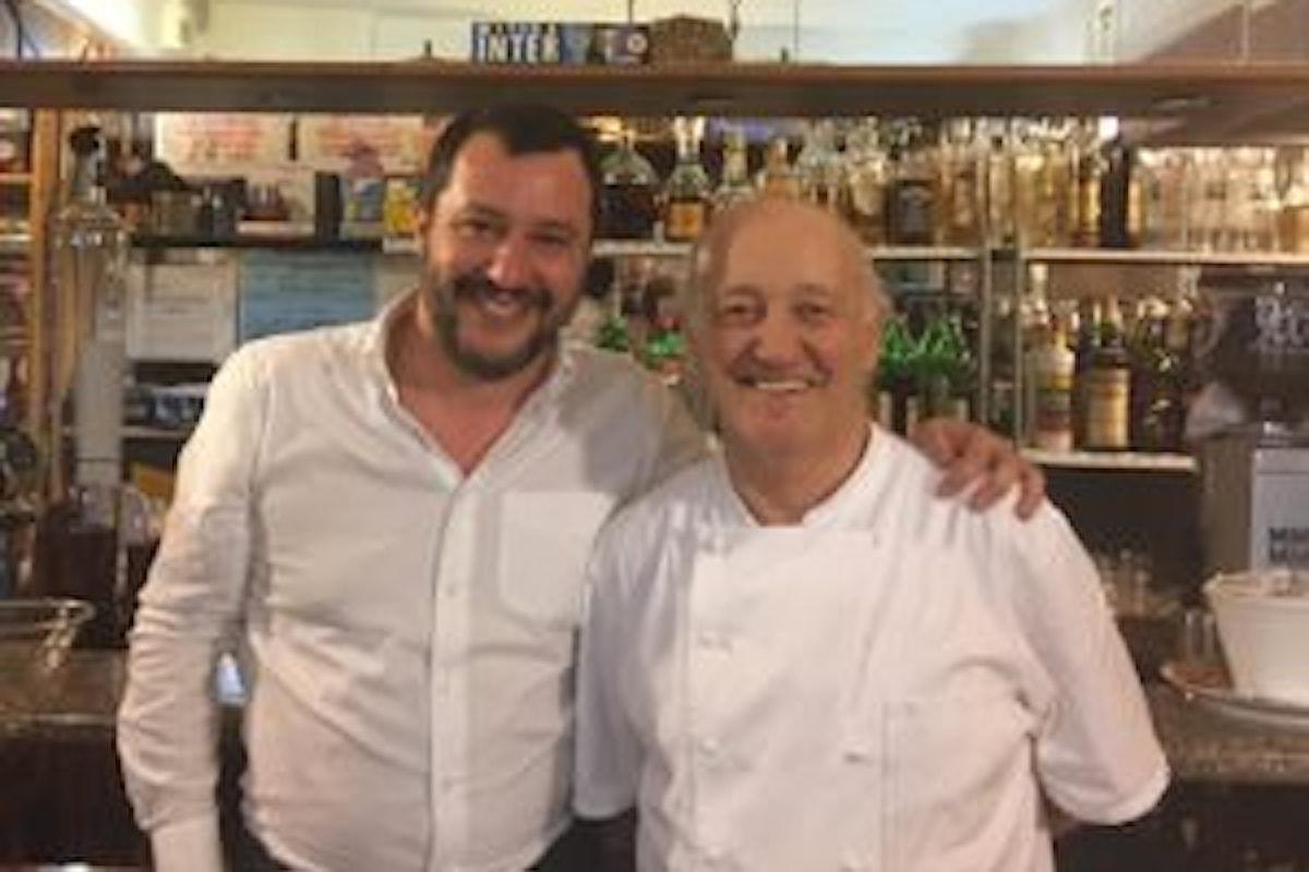 Matteo Salvini e la sua posizione sulla legittima difesa
