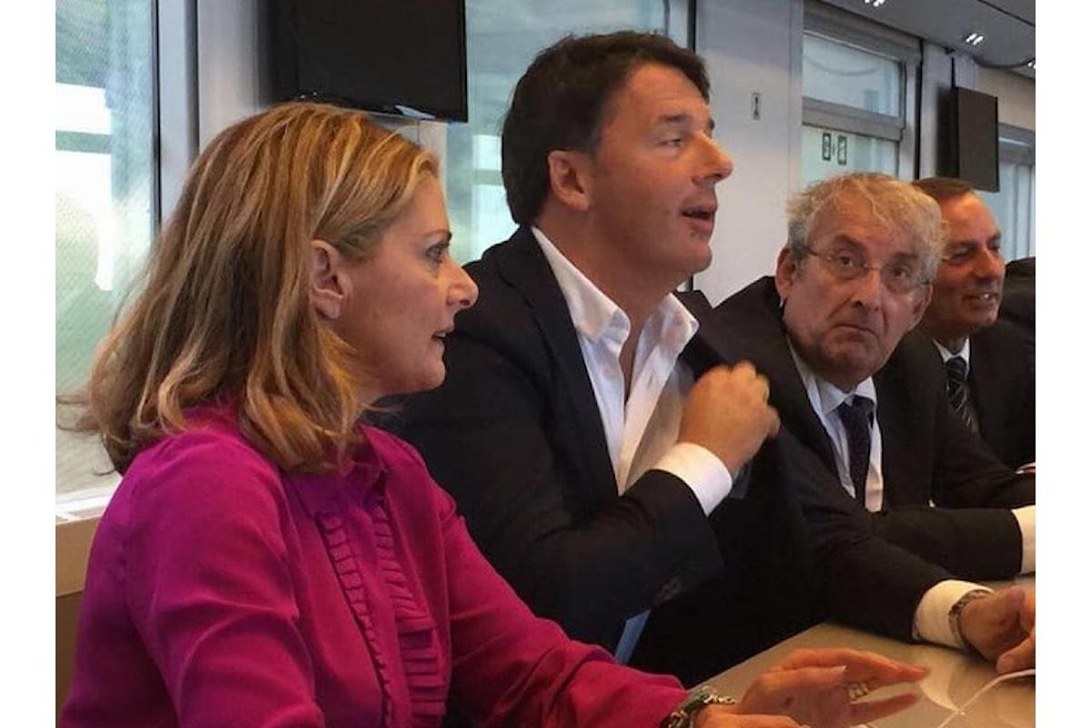 Renzi in Calabria riceve più fischi che applausi e non ascolta chi gli vuole parlare dei problemi