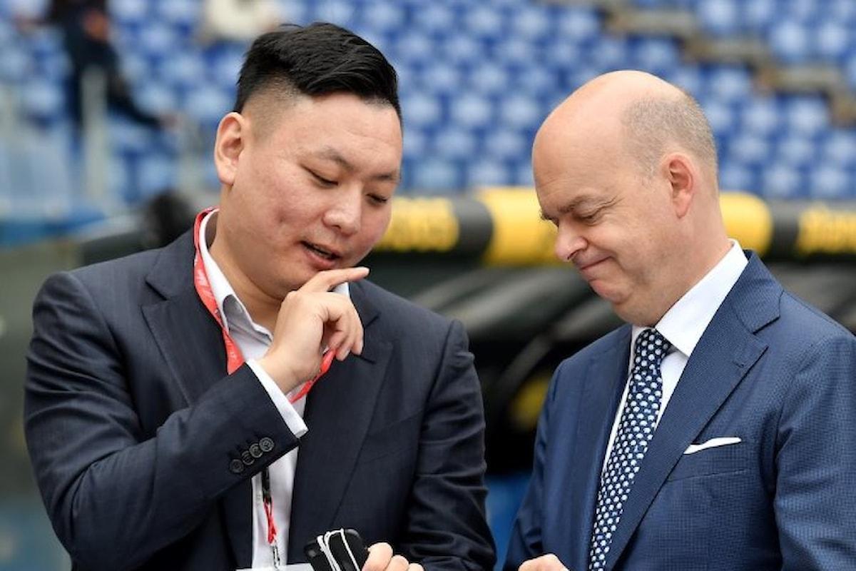 Il Milan ancora alle prese con i soliti problemi legati al rifinanziamento del prestito contratto da Yonghong Li con il fondo Elliott