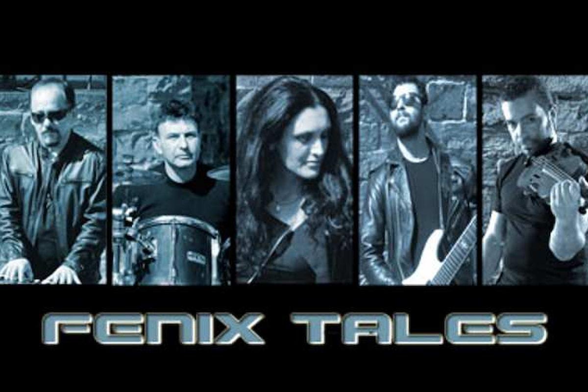 Fenix Tales: al lavoro sul nuovo album