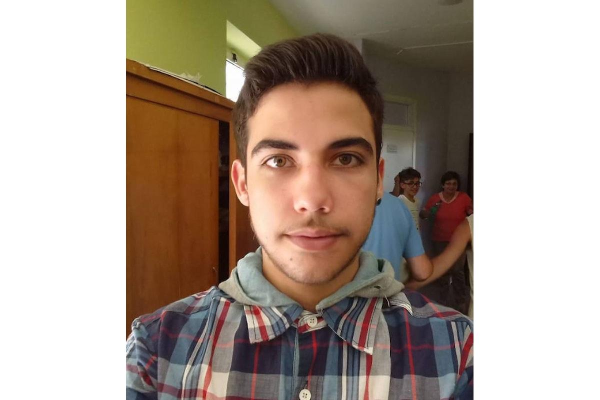 Continuano le ricerche di Antonio Alexander Pascuzzo, il 18enne scomparso a Buonabitacolo