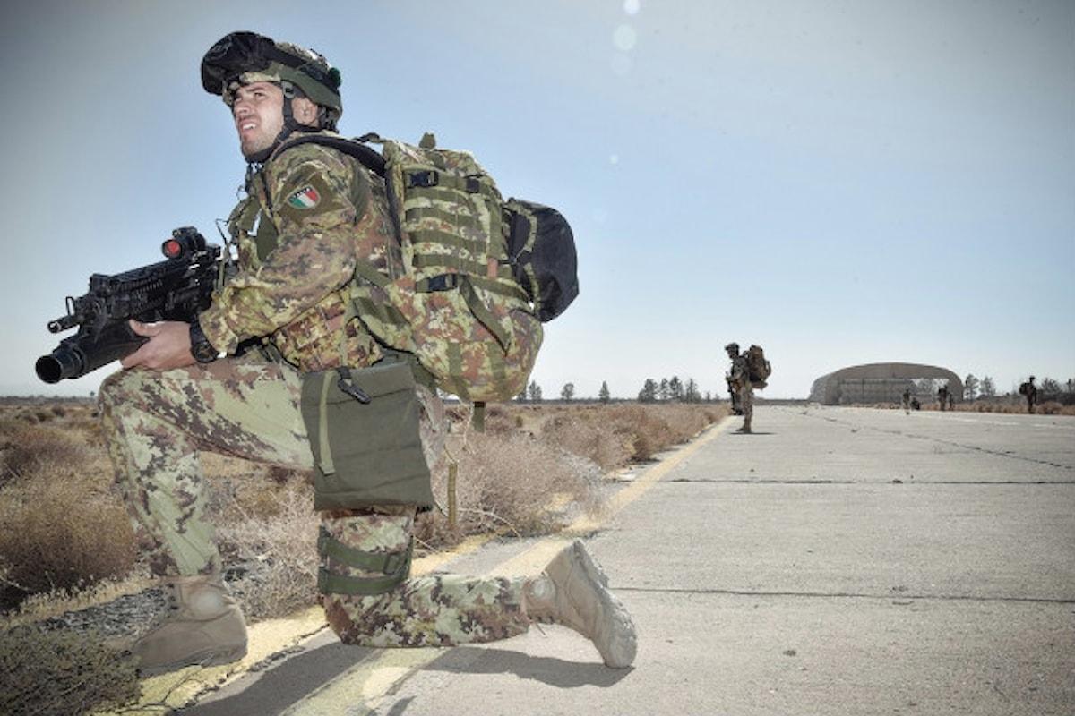 Afghanistan, militari italiani portano a termine l'operazione Zafar 57