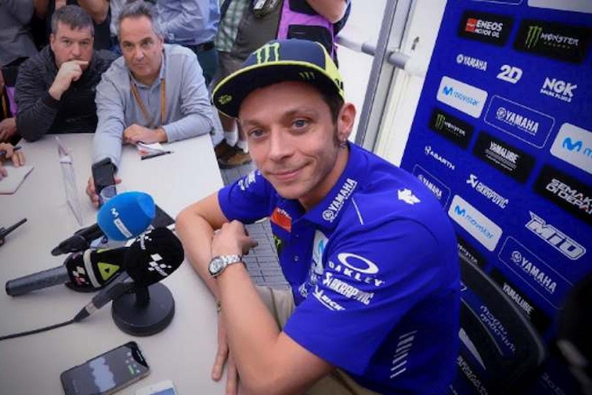 MotoGP, Austin. Rossi e Marquez, confronto a distanza