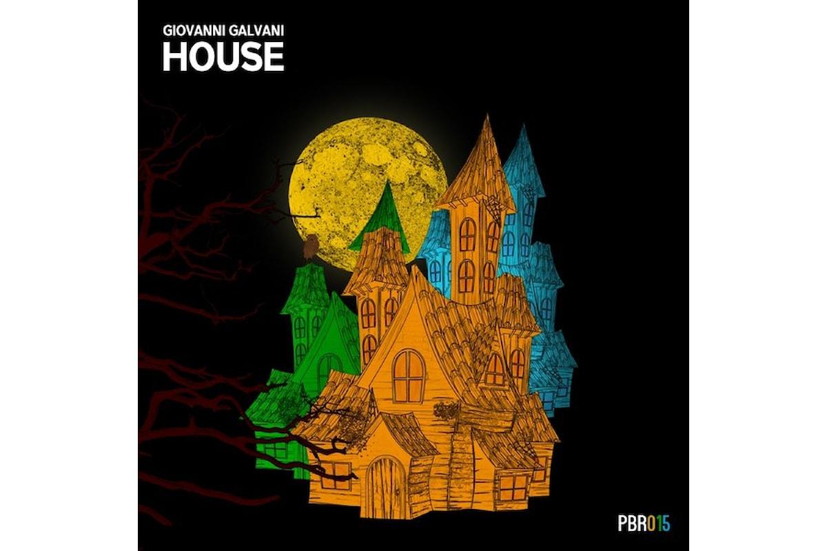 Giovanni Galvani, House EP (Petra Beat Records)