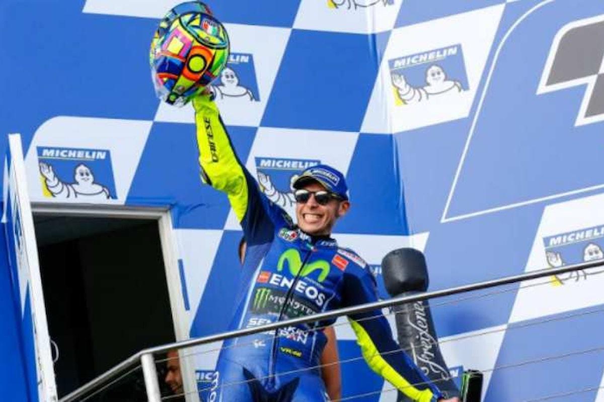MotoGp, in Australia vince ancora Marquez davanti alla sorpresa Rossi