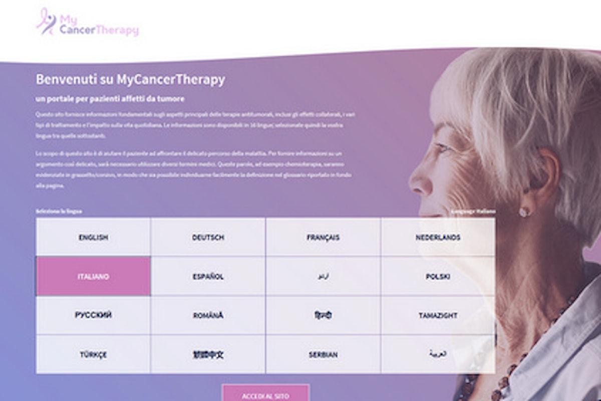 Congresso ESMO 2018: Daiichi Sankyo presenta Mycancertherapy.eu