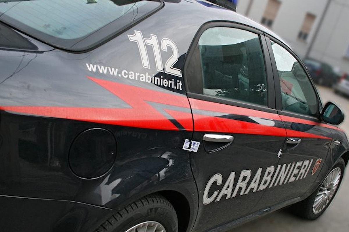 Tentata estorsione al supermercato, due romeni in manette a Salerno