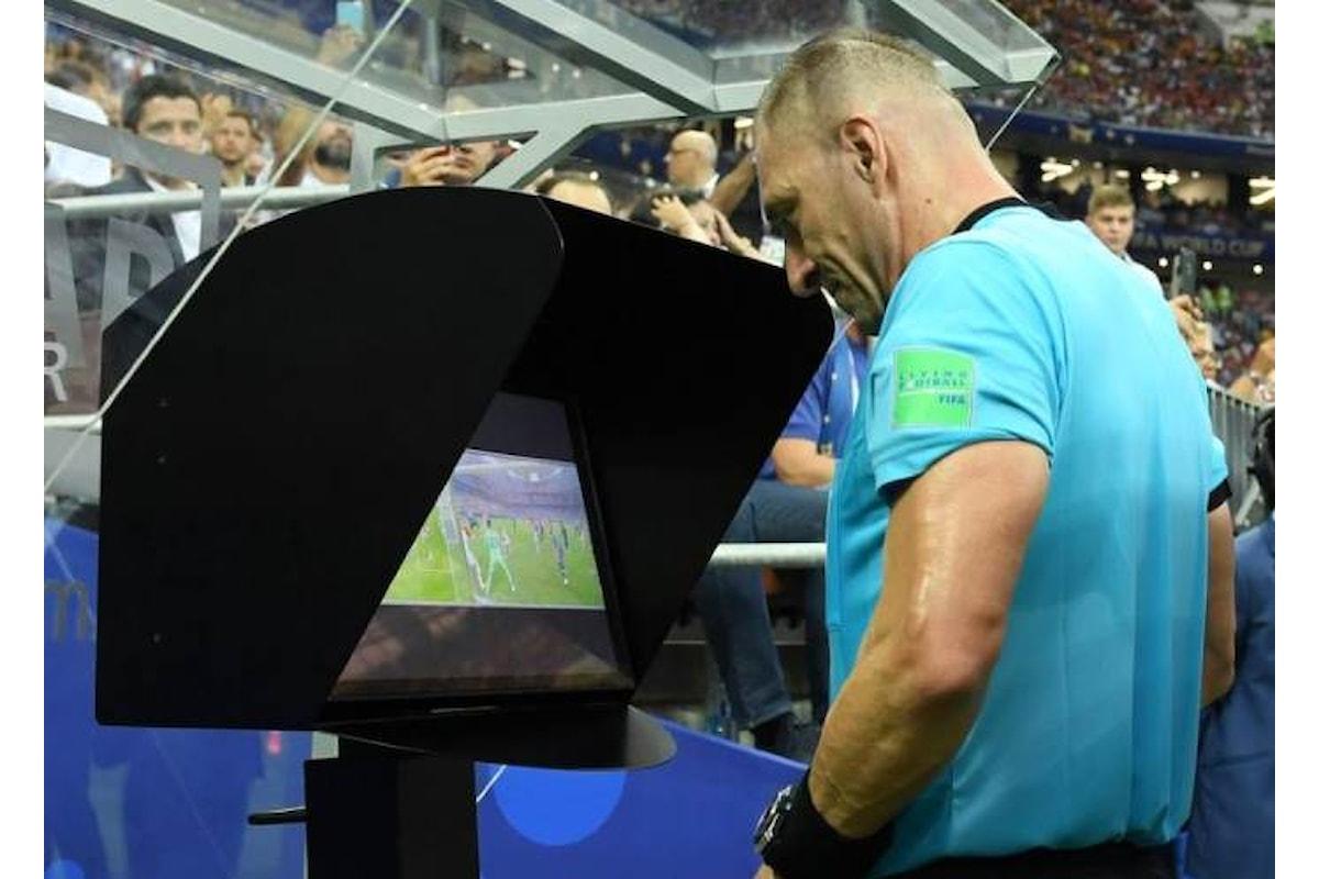 Dal 2019 il Var debutterà in Champions già nella fase degli spareggi