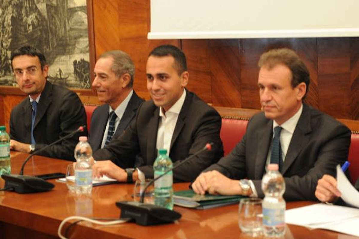 Ecco il piano di Di Maio per risolvere il caso Alitalia