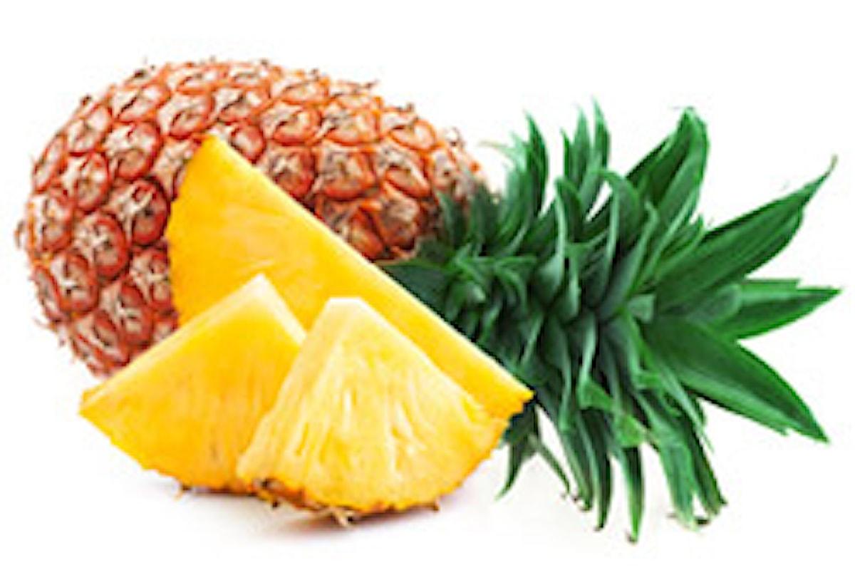 Il mito dell'ananas che brucia i grassi