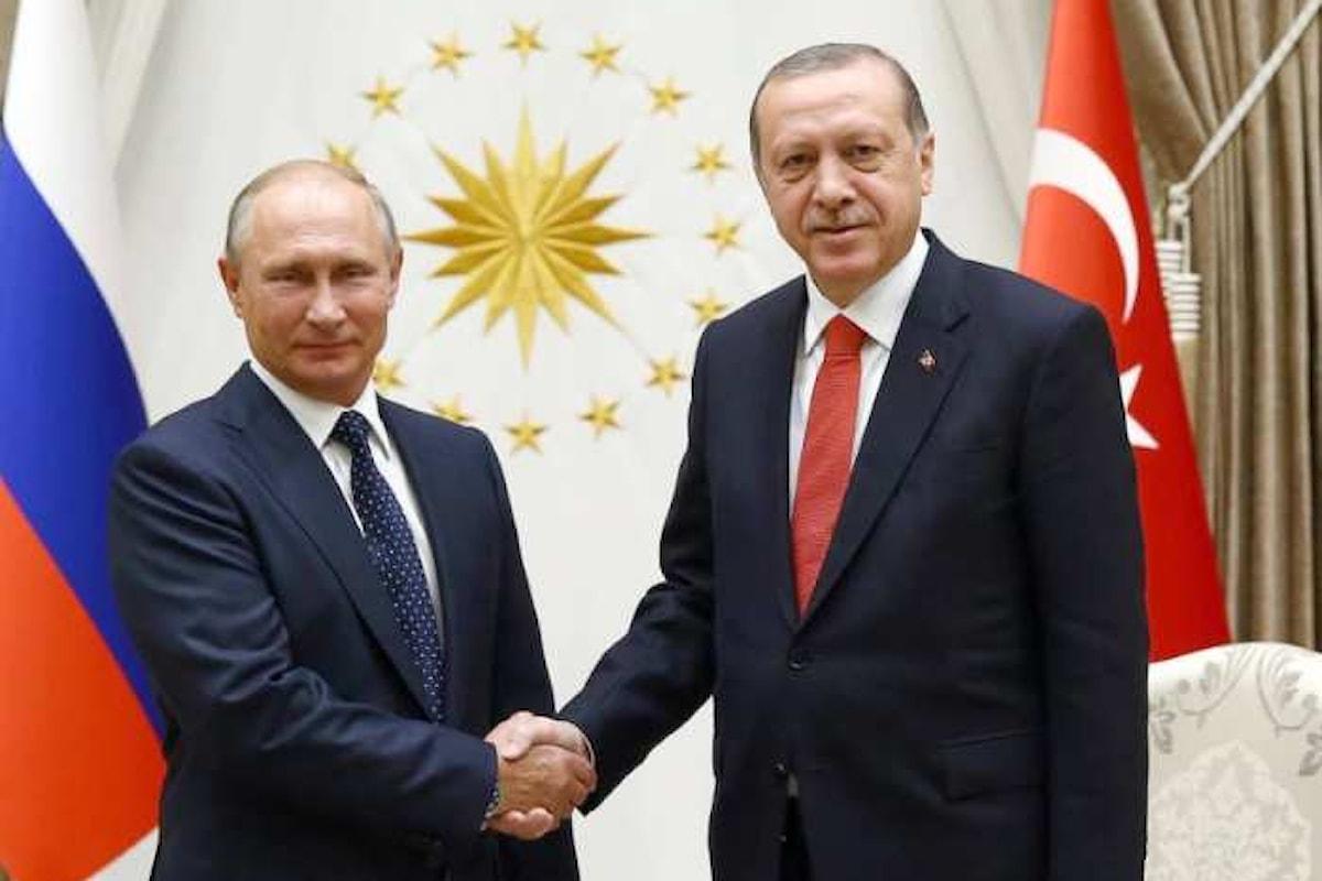 Turchia, Russia, Iraq, Siria e... Curdi. In Medioriente finisce una guerra ma c'è il rischio che ne inizi un'altra