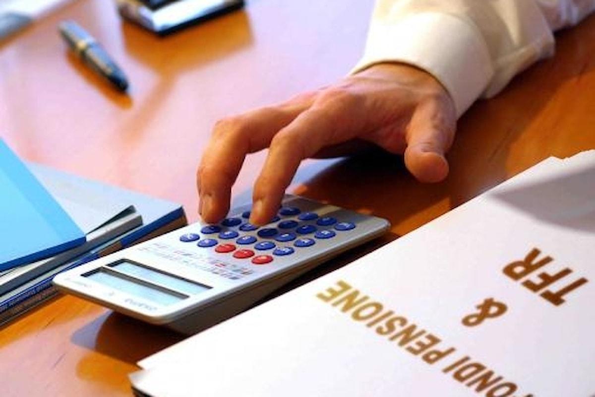 Tfr o Fondi pensione: tentiamo di valutare il più conveniente