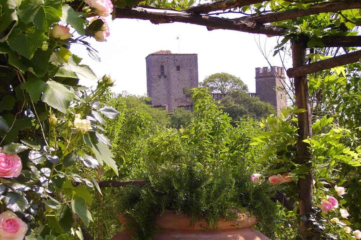 A Piacenza, nel Castello di Gropparello...