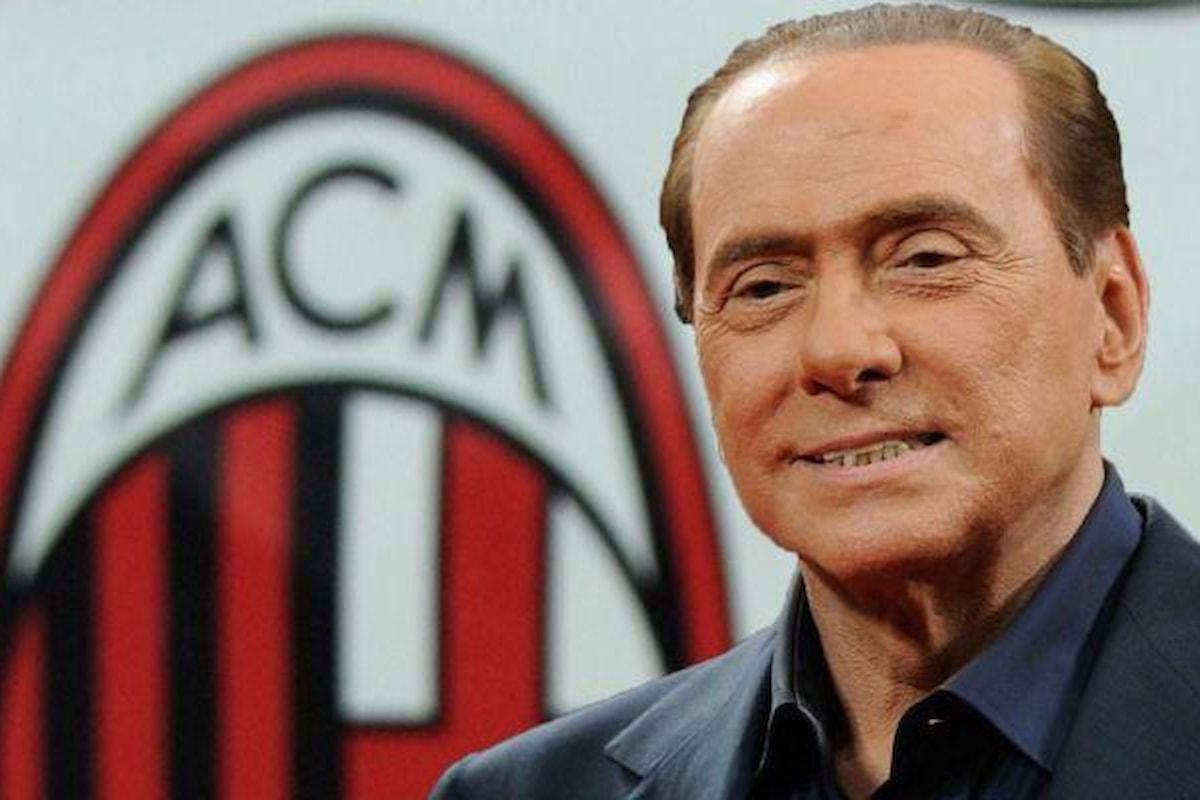 Berlusconi lancia una frecciatina alla nuova proprietà cinese del Milan