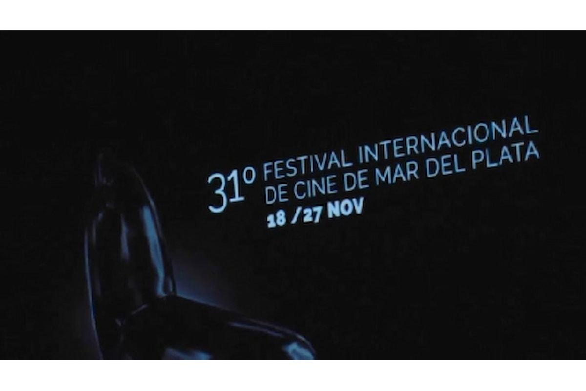 Il video della cerimonia di inaugurazione di Mar del Plata 31