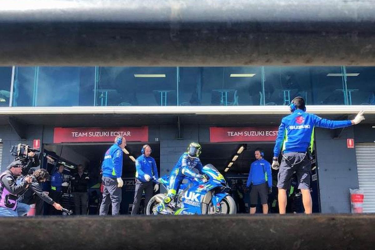Iannone il più veloce nelle libere di Phillip Island per il Gran Premio d'Australia di MotoGP