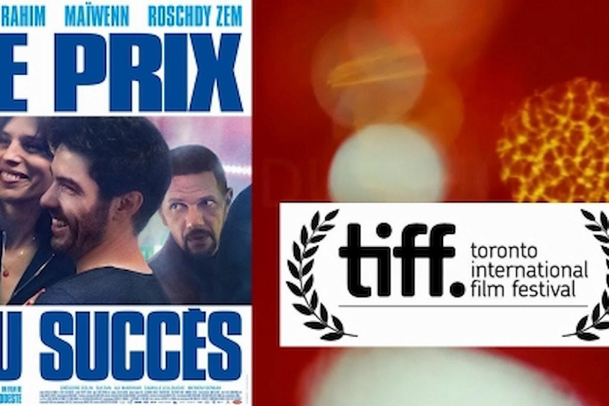 Il regista Teddy Lussi-Modeste autore de Le prix du succès al 42° Toronto International Film Festival