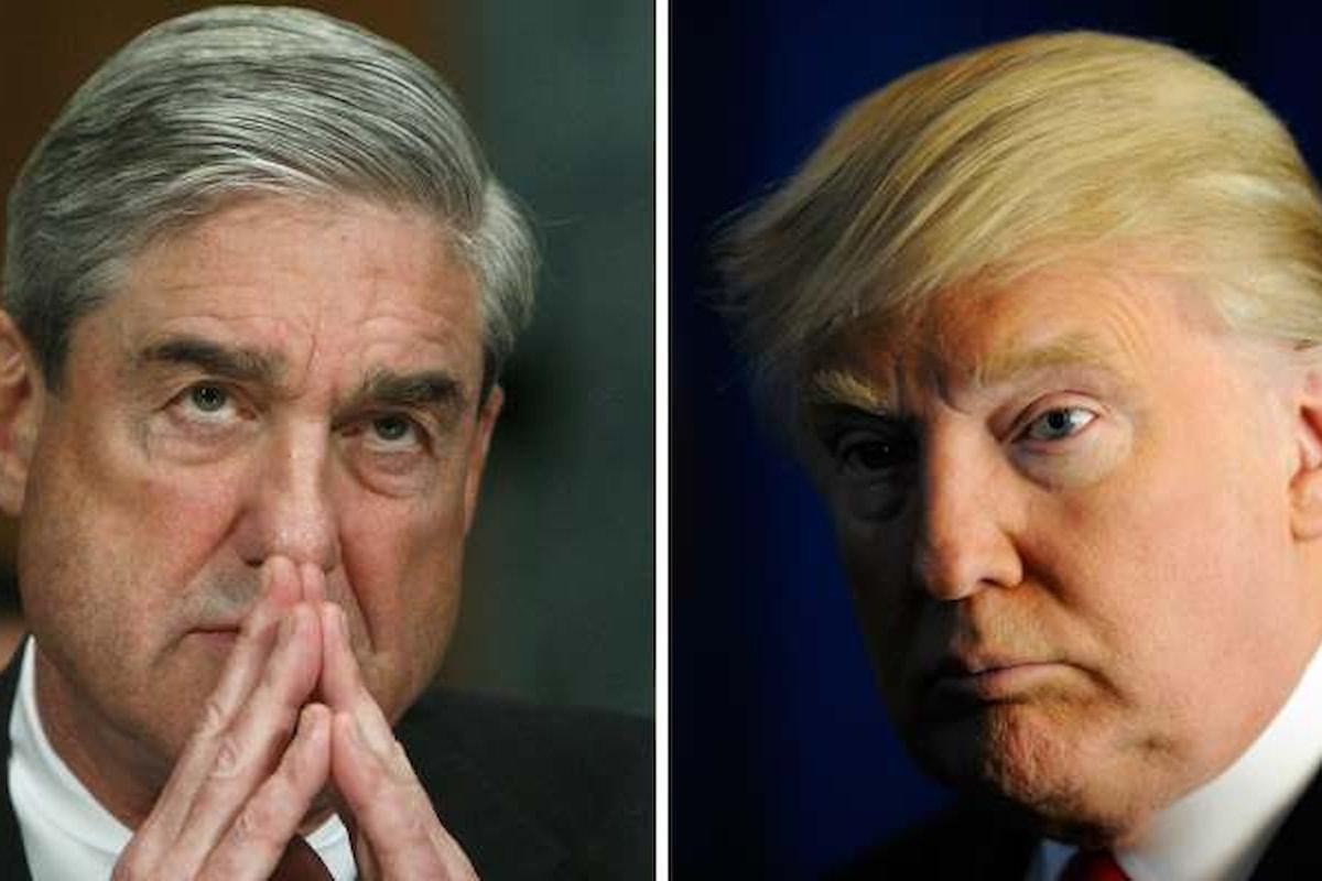 Russiagate, Mueller minaccia un mandato di comparizione nei confronti di Trump