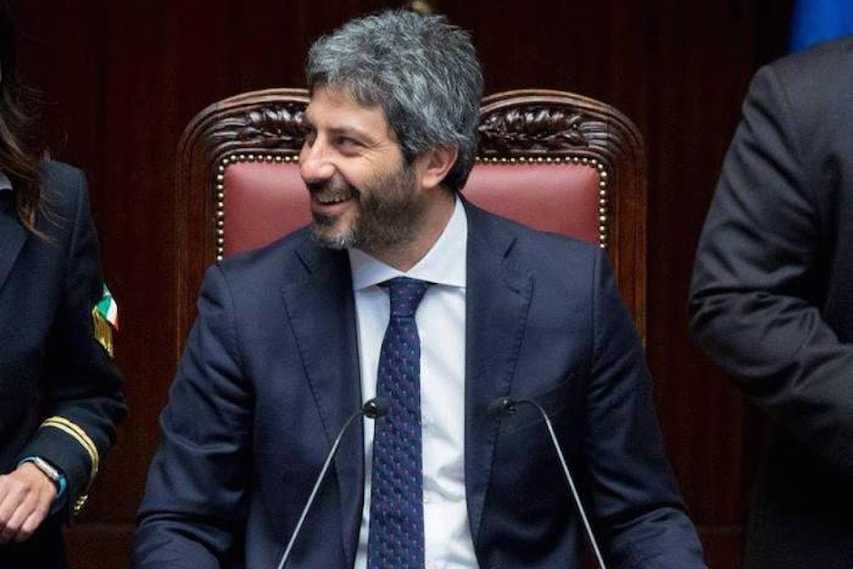 Anche il presidente Fico chiede lo sbarco dei migranti sulla Diciotti, mentre Malta ne salva in mare 100