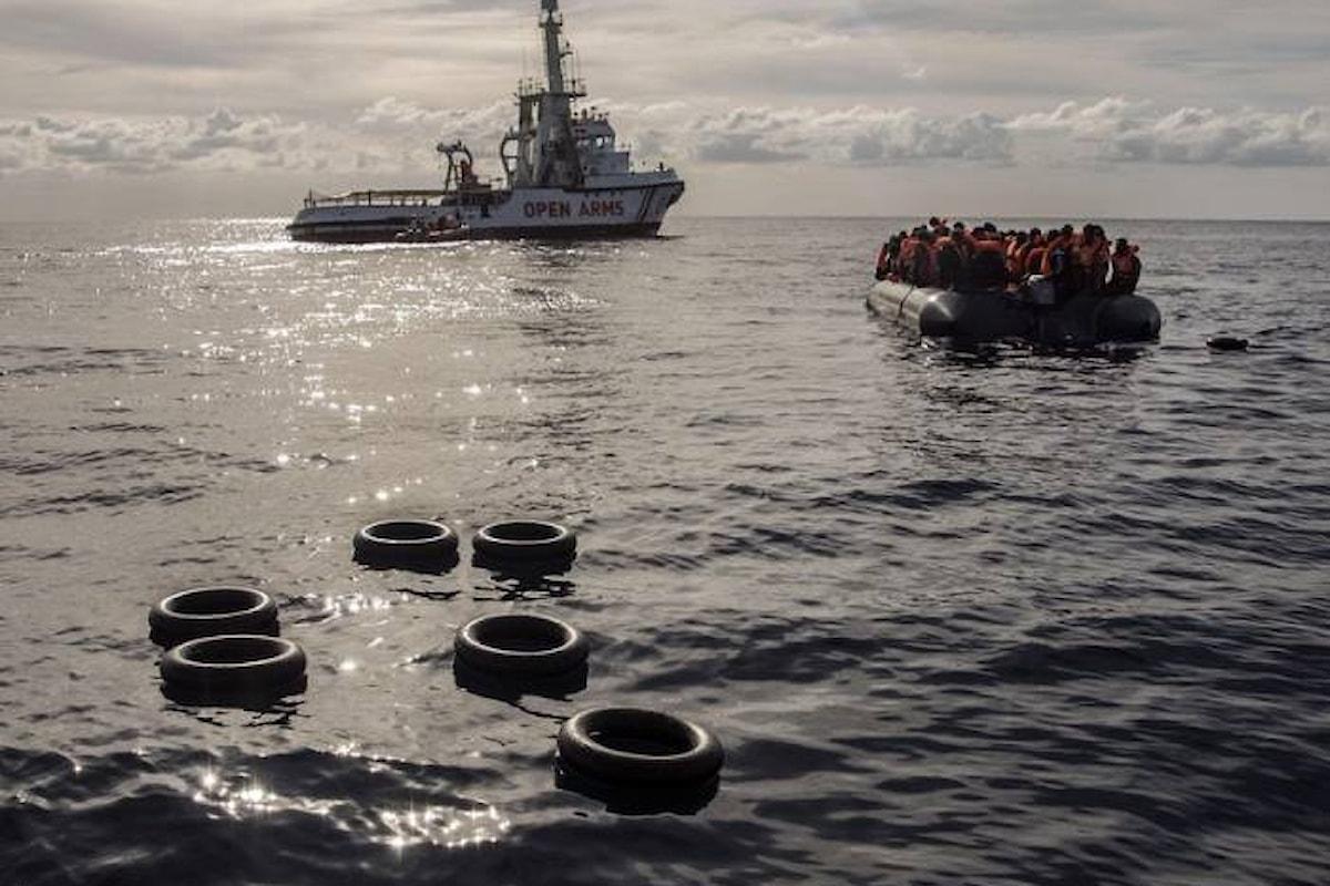 Sarà la Spagna ad accogliere i 311 migranti salvati dalla Open Arms