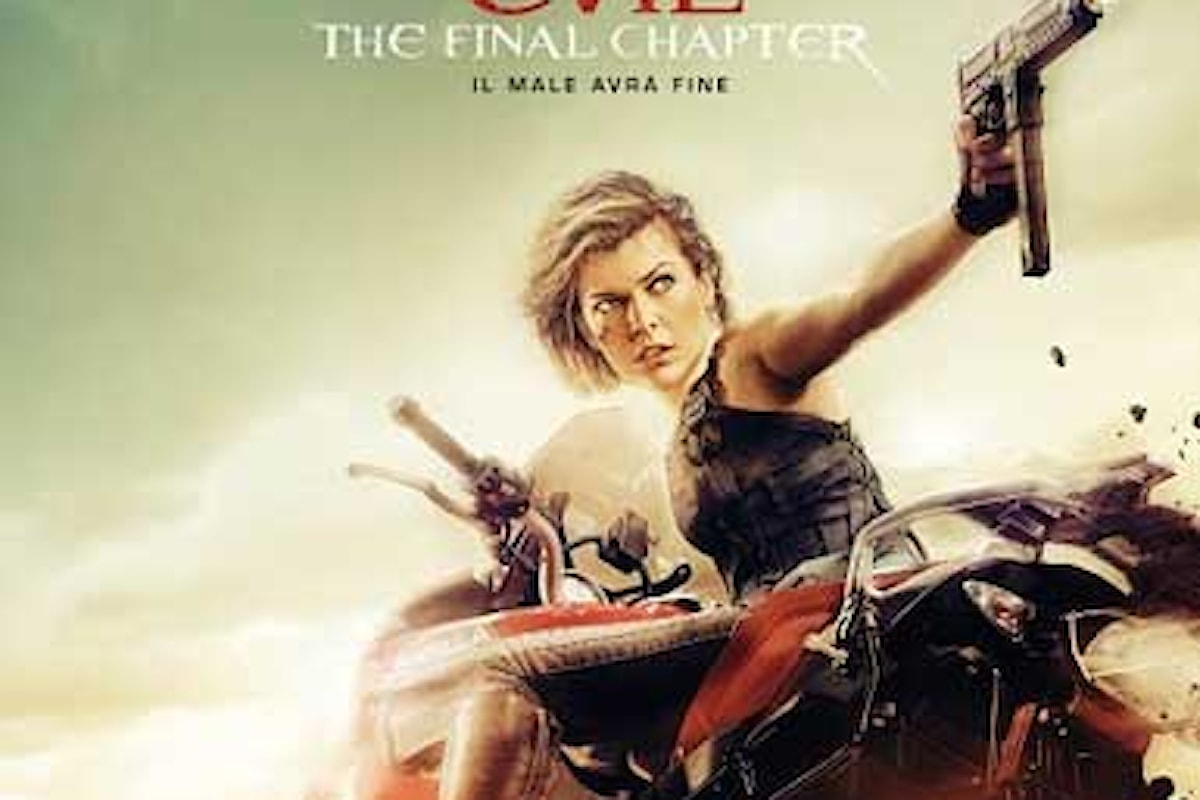 Recensione in anteprima di Resident Evil: The Final Chapter