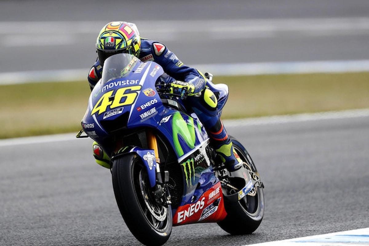 Il gesto di Rossi dopo il GP Jerez di MotoGP spiega molte cose...