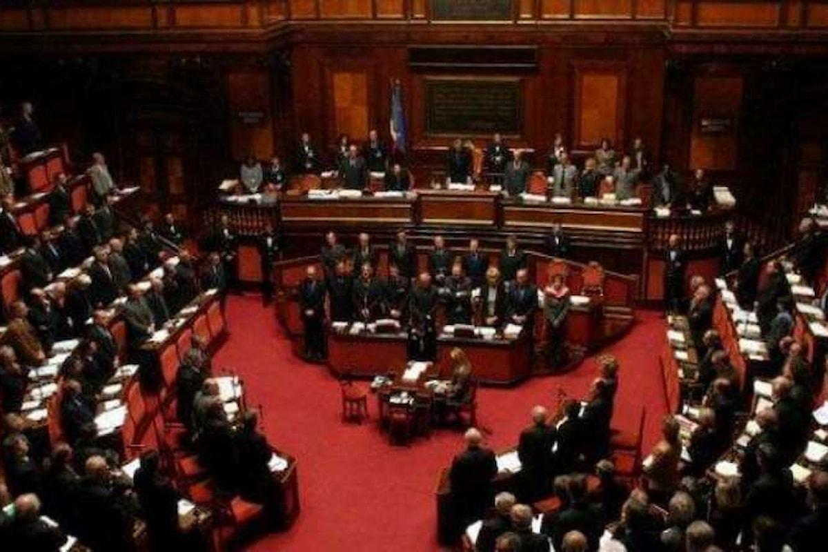 Al Senato si vota la fiducia alla manovrina... e alla legge per reintrodurre i voucher