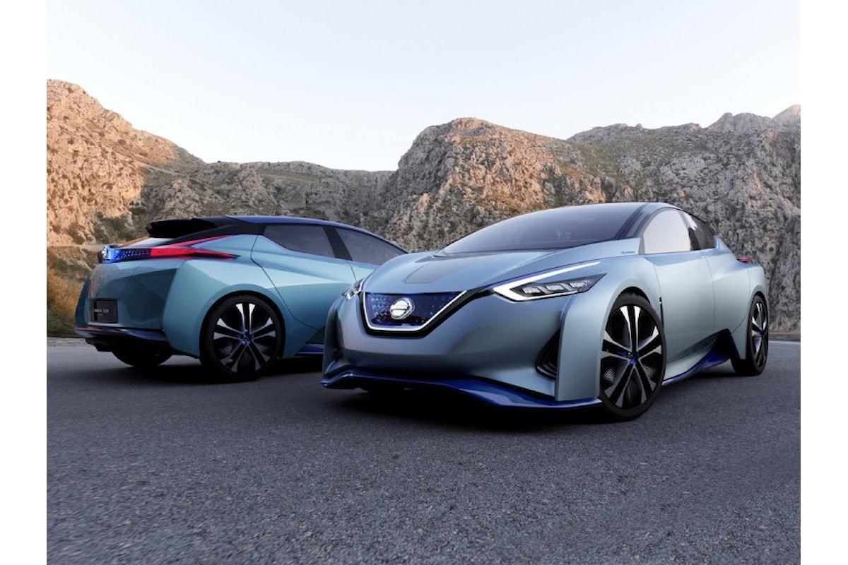 In arrivo la nuova Nissan LEAF con autonomia con una singola ricarica raddoppiata