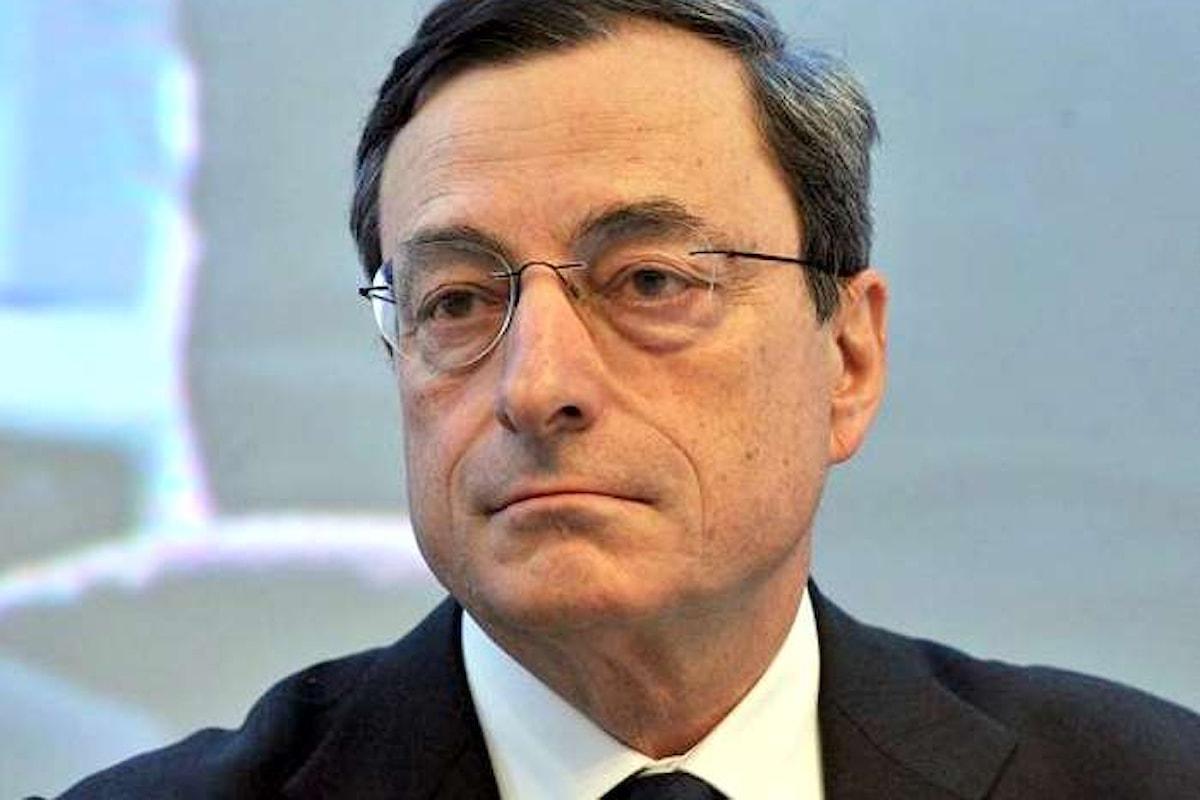 Luglio 2017. Il board della BCE conferma l'attuale politica monetaria, senza alcuna variazione