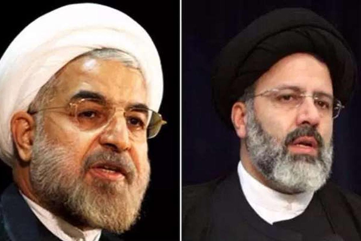 Si vota in Iran per eleggere il presidente. La gara è tra l'uscente Rouhani ed il radicale Raisi