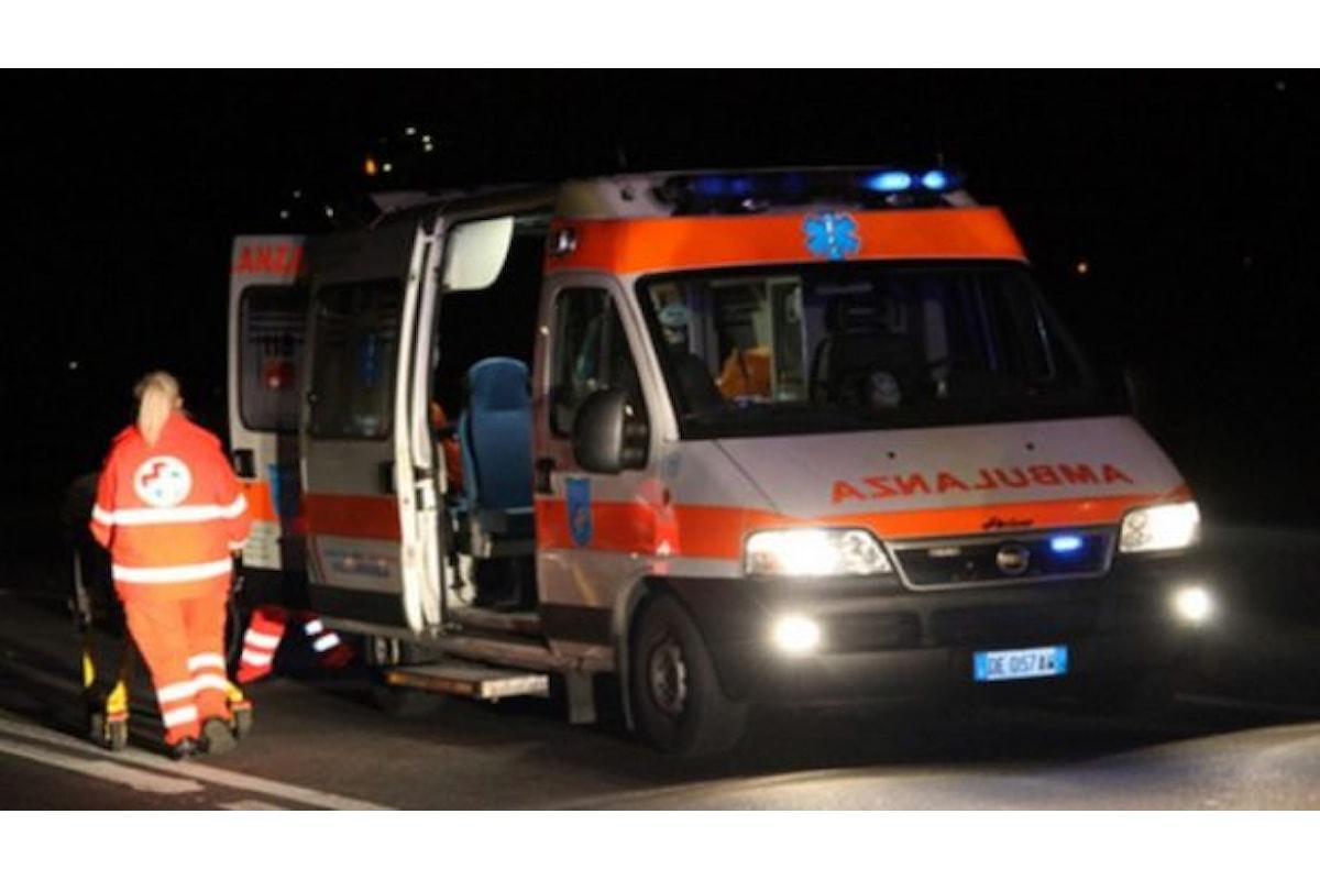 Capitello (SA): schianto sul lungomare, perde la vita 24enne