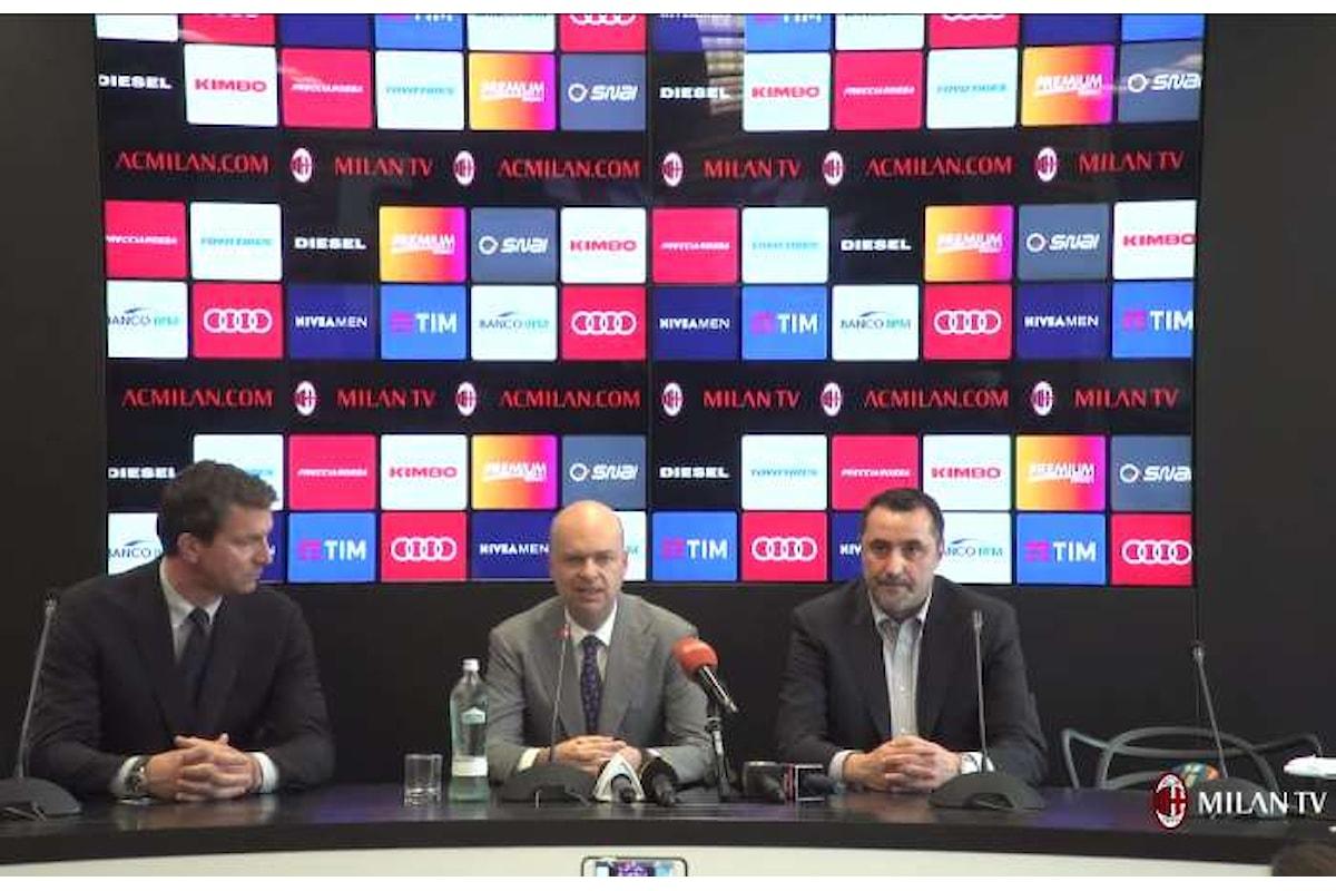 Donnarumma decide di non rinnovare con il Milan il contratto in scadenza nel 2018