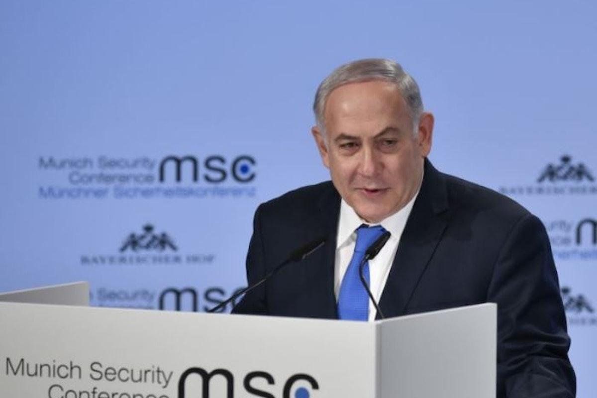 Netanyahu vuol fare guerra all'Iran per far dimenticare i suoi guai giudiziari