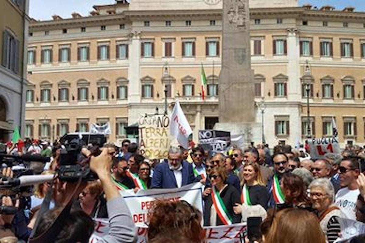 Niente Tap a San Foca. Lo chiedono la regione Puglia e i sindaci del Salento