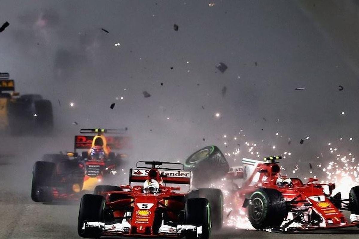 Le pagelle del GP di Singapore