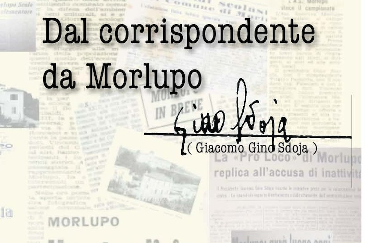 Un nuovo libro racconta Morlupo dal 1951 al 1983
