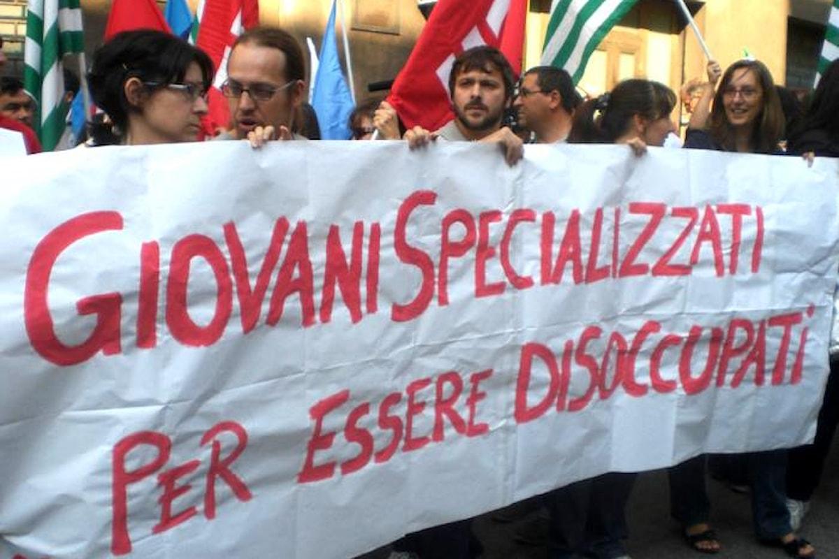 In Italia c'è la ripresa ma il lavoro diminuisce