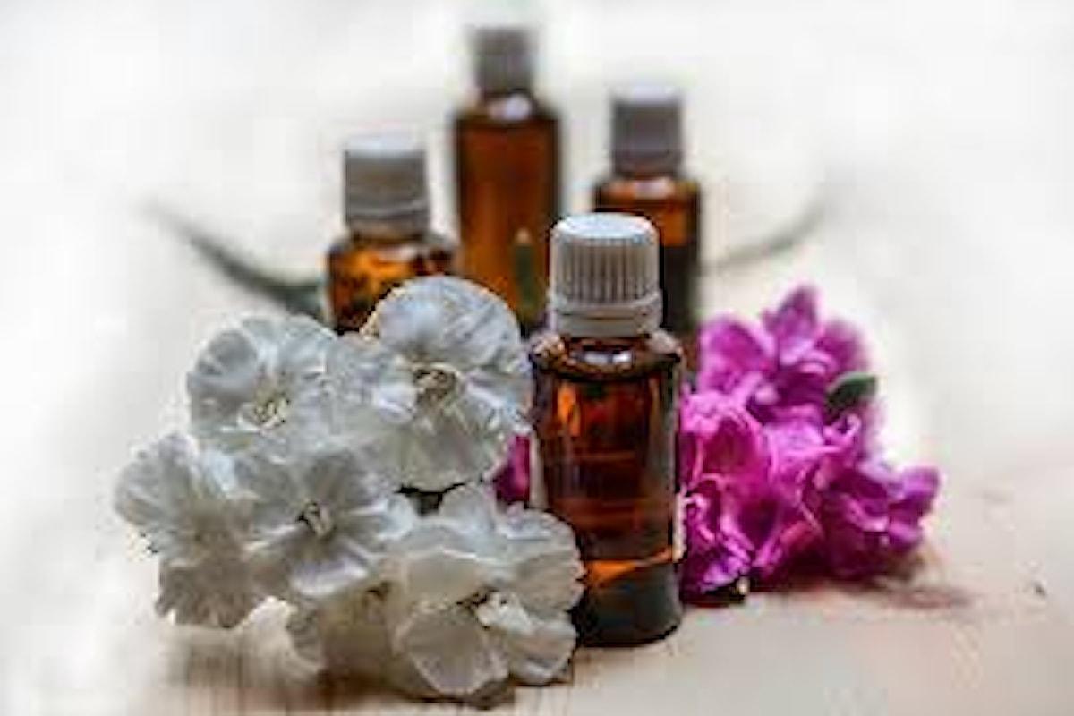 Aromaterapia per il benessere psicofisico