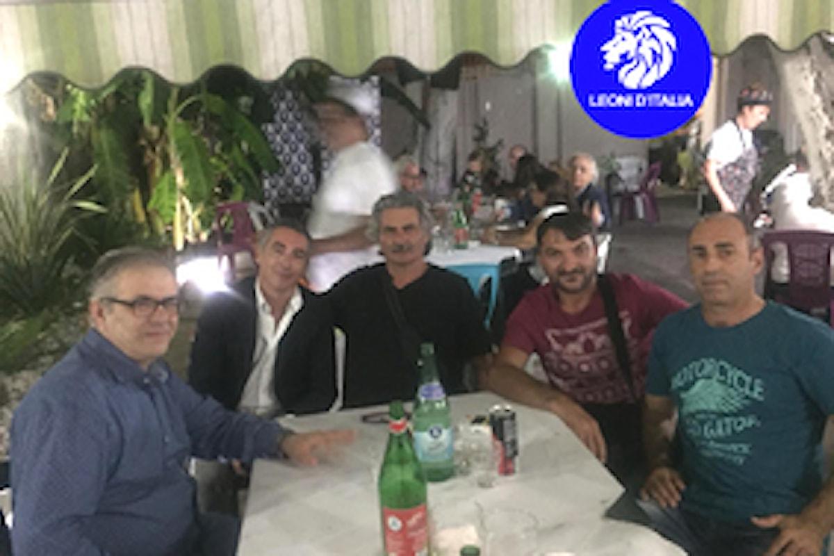 A Maddaloni secondo incontro dei Leoni d'Italia in Campania