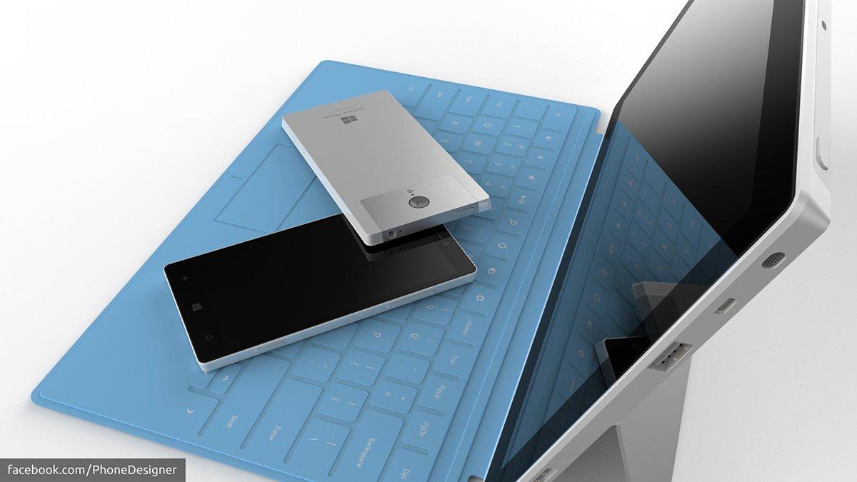 Microsoft Surface: un destino diverso da Lumia   Surface Phone Italia