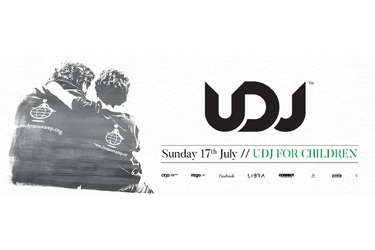 17/7 UDJ - United DJs for Children @ Coco Beach Lonato (BS)