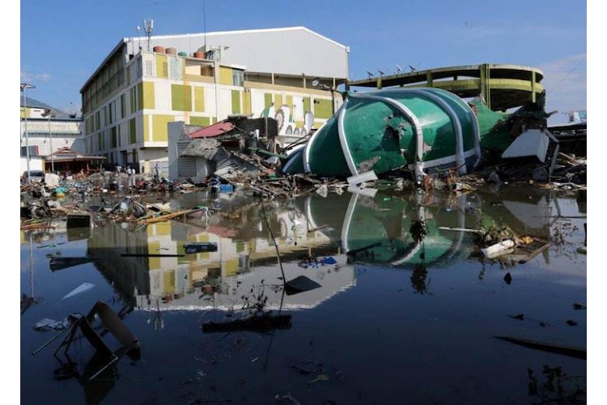 L'allarme di Save the Children per l'emergenza umanitaria a Palu
