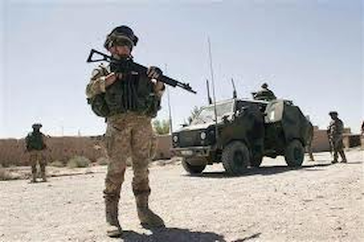 Afghanistan, militari italiani donano farmaci all'ospedale regionale di Herat